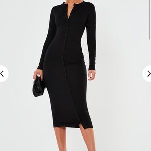 Misguided bodycon , Long sleeve